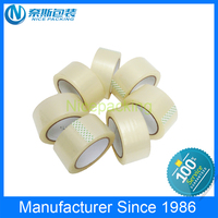 Bopp film and acrylic water based adhesive Bopp packing tape