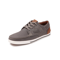 Fashion style wholesale high quality lace up mens casual shoes