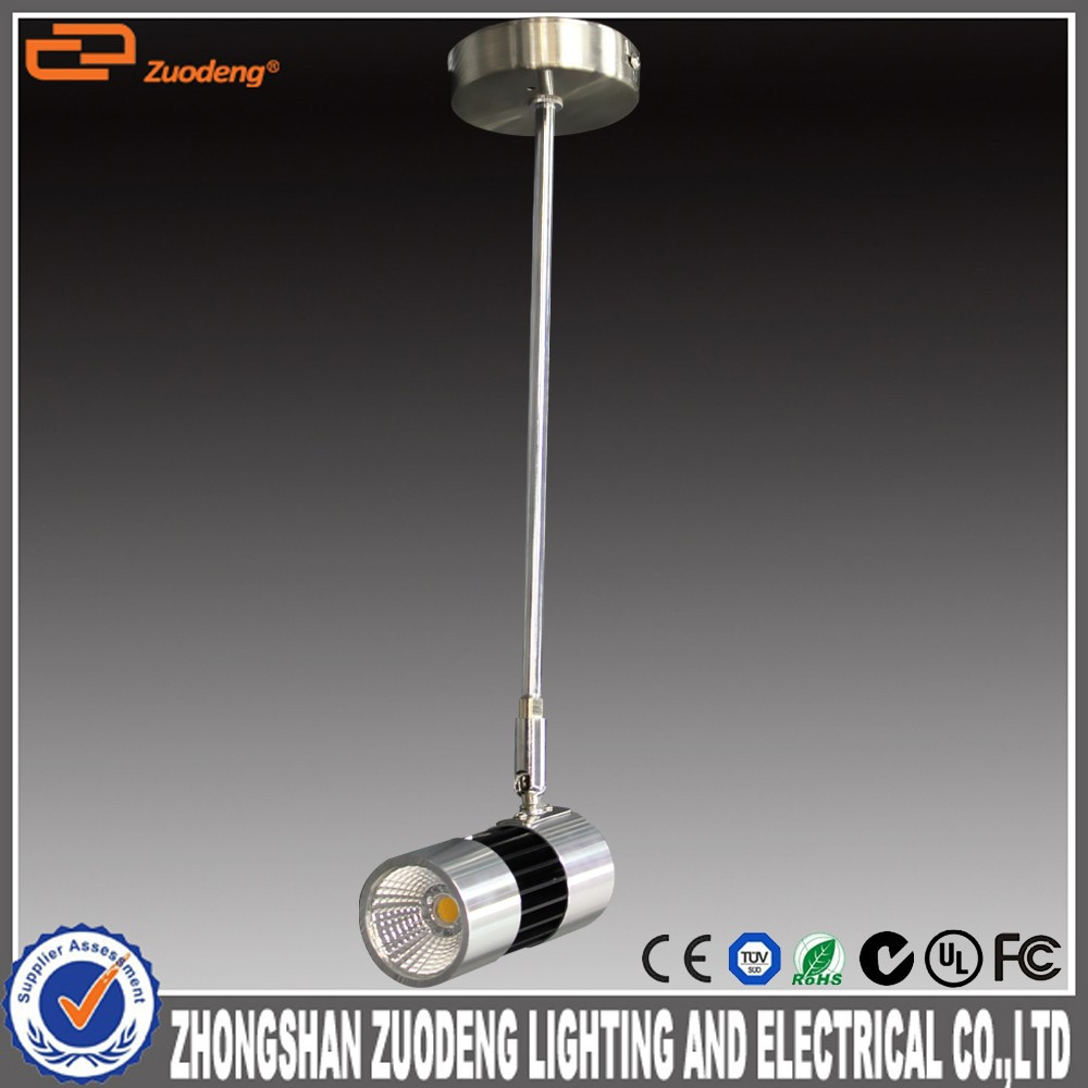 new revolutionary product showroom 15w cob 4 light track light