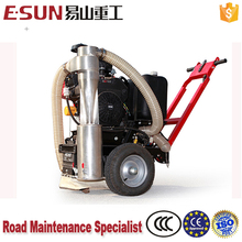 CLYK-25IIIB dust free asphalt concrete road pavement crack grooving machine