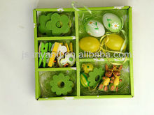 Easter Egg and flower Decoration set