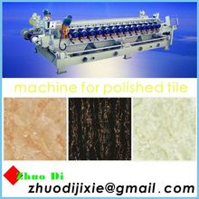 polish production line-polish japanese ceramic mosaic tile