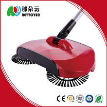 2017 Hot Selling 360 degree Rotate Hand Push Sweeper,Hand-propelled Sweeper
