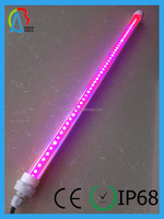 6W 400mm 2016 new product Red Blue color IP68 waterproof T8 LED grow light tube full spectrum grow hydroponic light