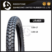 Cheap But High Quantity MOTORCYCLE TRIAL TIRE 3.00-17 3.00-18