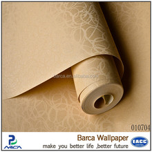 pvc solid color round pattern wallpaper/vinyl wallpaper for hotel wallpaper