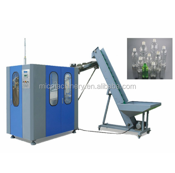 MIC-A1 extrusion blow molding machine
