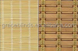 Popular custom bamboo curtains bamboo woven blind