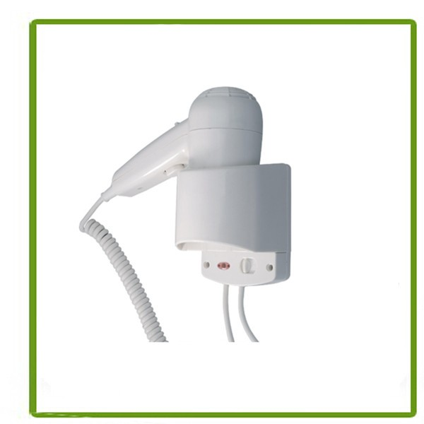 1200w hair dryer, hotel wall mounted hair dryer