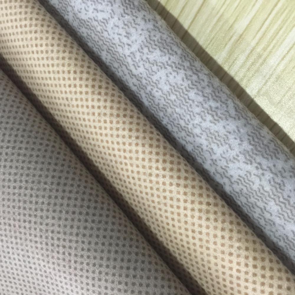 customizd thickness car upholstery trunk mat nonwoven fabric