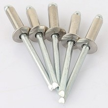 Made in China high quality low price open end blind rivets