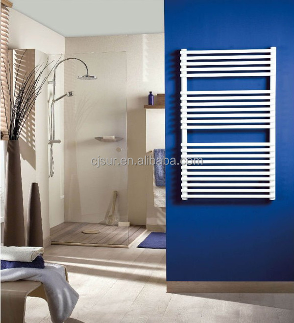 China Supplier Vertical Electric Heating Hotel Style Bathroom Towel Racks