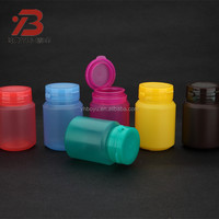 100ml plastic medicine bottle with screw cap