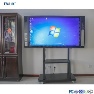 Good Quantity Cheap Price 10 Points Touch Optical Interactive Whiteboard
