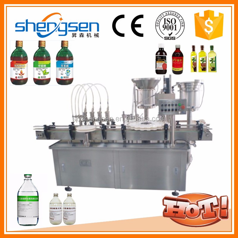 Eco-friendly Modern Design spare parts beverage filling machine