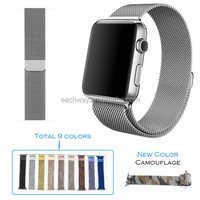 FREE SHIP wholesale stainless steel watch band band for apple watch Band Strap for Apple Watch