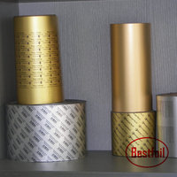 Eesy printing blister alu foil sealing with cold forming foil for pharmaceutical packaging
