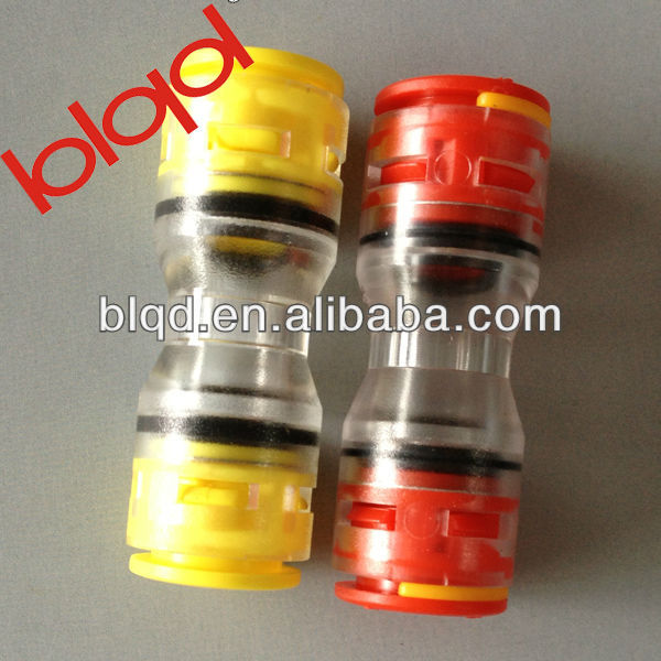 air blowing fiber cable microduct connector,reducer fittings