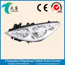 head light and head lamp or car headlight booster for peugeot 307 6206.87