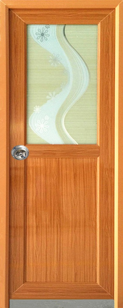 wk pvc toilet door pvc bathroom plastic door price
