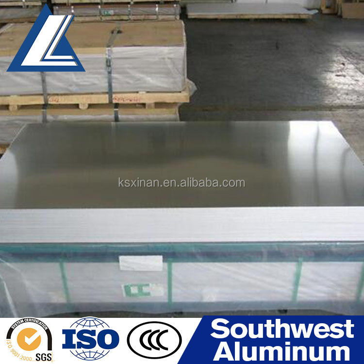 5083 0.5mm thick aluminum sheet