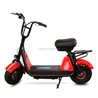 City Mobility Citycoco 500 W 48V Adult Electric Scooter 2 Wheels Electric Motorcycle