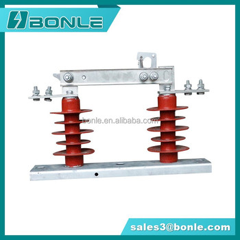 12-15KV high voltage isolate switch