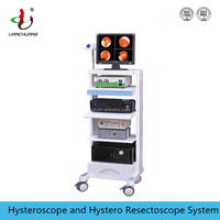 China best hysteroscope price with hystero resectoscope