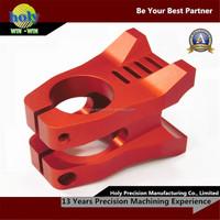 OEM cnc bike parts manufacturers /cnc aluminum parts with glossy anodizing cnc service