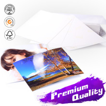 OEM Cast coated Moisture proof A4 180gsm China glossy photo paper