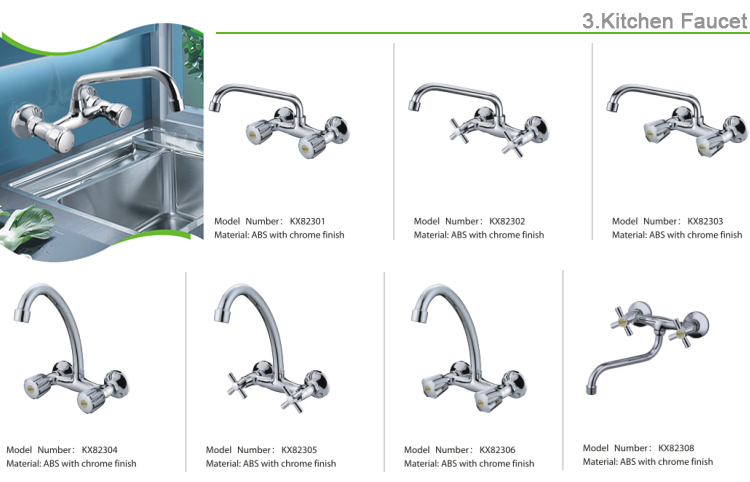 Wholesale Top Quality Abs Best Quality Factory Cheap Faucet Ordinary