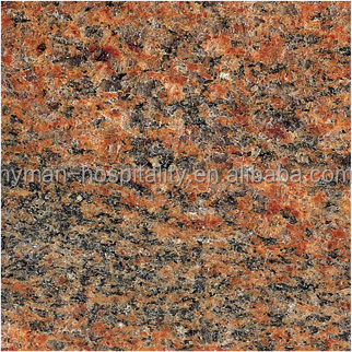 Multic Color Red Granite