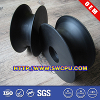 POM Guide Roller Small Delrin Pulley/Cable Pulley Plastic