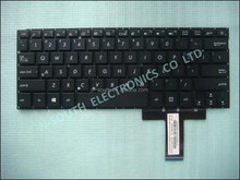 New Black US Laptop keyboard for asus ux31a