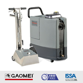 GM-3/5 dry foam swing brush fast dry carpet cleaning machine
