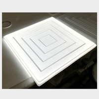 Acrylic panel for lighting project led backlight custom made