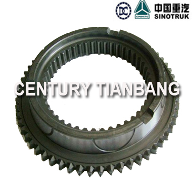 China Brand HOWO Original Engine Parts Ring Of Synchro Assembly OEM : DC12J150TM-644