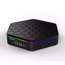 T95Z Plus Android 7.1 TV Box Amlogic S912 Octa-Core 2GB/16GB Dual-Band WIFI Bluetooth Smart 4K TV Box