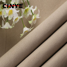 Thick 245gsm chef kitchen uniform 80 cotton 20 poly fabric