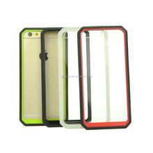 Silicone + PC Hard mobile phone Case for iphone