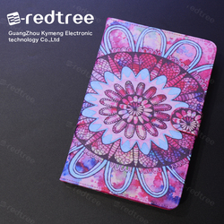 Hot Popular Design Printing PU Leather Laptop Cover Case for Girls for Ipad