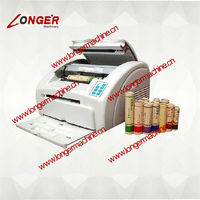 Coin packing machine|Small type coin pack machine|Coin wrapping machine