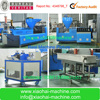 PE PP Waste Bag And Film Water Cooling Single Screws Plastic Recycling Machine To Make Plastic Pellets