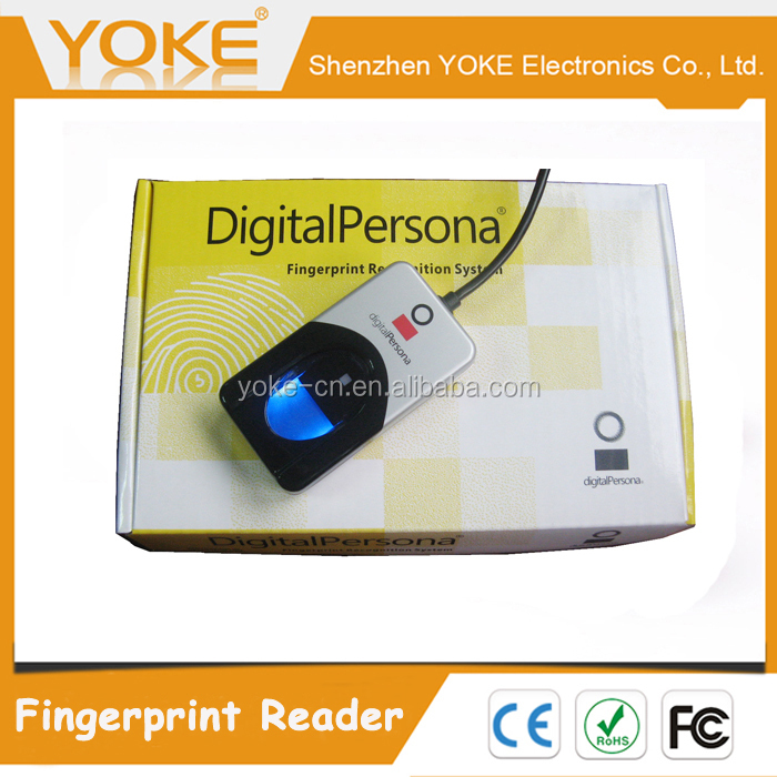 Digital Persona USB Biometric fingerprint scanner URU4500 with free SDK for for desktop PC