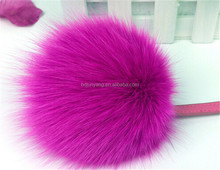 fur pom poms ball/pom pom hat knitted pattern/hand made flowers of wool