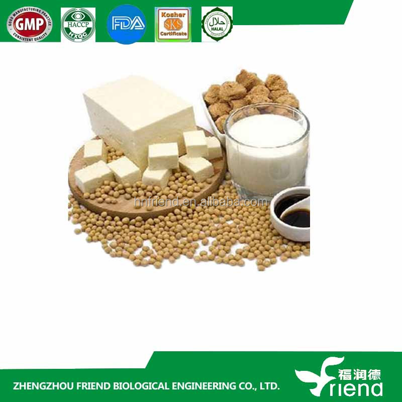 Organic soy protein isolated /Soy isolated /Health product