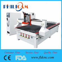 HOT! Manufacture price Jinan PHILICAM 1300x2500mm ATC atc cnc router for furniture