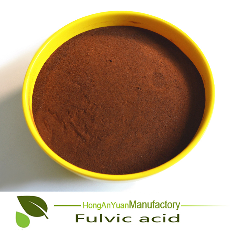 Foliar Fertilizer Fulvic Acid Fertilizer