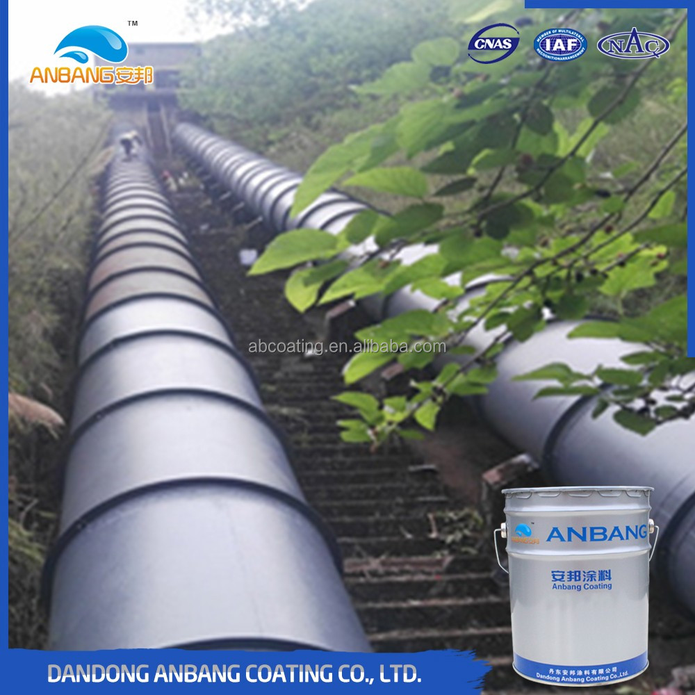 AB362G epoxy zinc rich primer coating for strong anticorrosion environment steel structure
