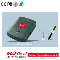 EG GSM SOS Emergency Calling System Bluetooth Panic Button